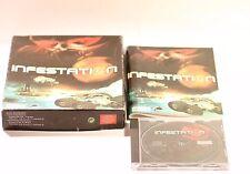 INFESTATION  PC CD-ROM GAME  WINDOWS 95 BIG BOX GAME