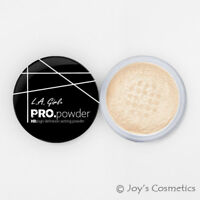 "1 LA GIRL HD PRO Setting Powder "" GPP 920 - Banana Yellow ""  *Joy's cosmetics*"