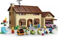 NEW BRAND Custom The Simpsons House Compatible with 71006