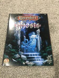 TSR AD&D Ravenloft Children Of The Night: Ghosts, Accessory