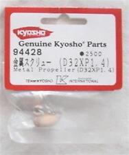 Kyosho D32xP1.4 Metal R/C Boat Propeller KYO94428