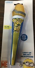 """Minions Universal Studios Despicable Me """"Banana Song!"""" Lights & Sound Microphone"""