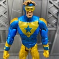 "DC Comics Universe Wave 7 Atom Smasher Series booster Gold 6"" Inch Action Figure"