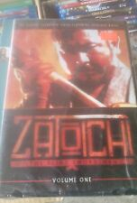 Zatoichi: The Blind Swordsman TV Series - Vol. 1 - Brand New 2-Disc Set