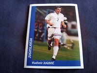 Figurina Ds Sticker France 98 n°264 JUGOVIC JUGOSLAVIA World Cup