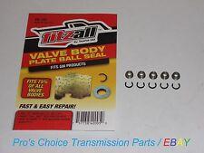 GM 4L60E 4L65E 4L70E Valve Body Separator Plate Ball Seat Repair -- 5-Piece Kit