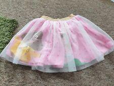 TU Hey Duggee pink double layered skirt age 2-3 years