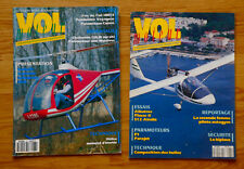 Magasine vol moteur année 1992  2 n°
