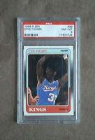 1988 Fleer Basketball Otis Thorpe #99 PSA Graded 8 NM~MT