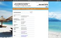 ✅ Domain assreisen.de 🌐 steht nach 20 Jahren in Firmenbesitz zum Verkauf 💶