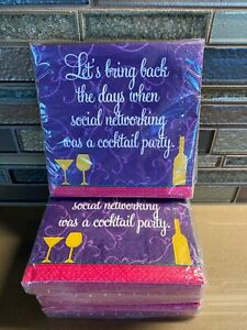 Pack Of 20 Party Napkins Boutique Cockitail Napkins Funny Napkins Fresh Out Of FCKS 5X5