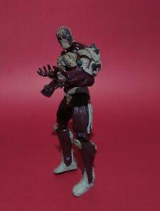 1996 McFarlane Battleclad SPAWN Series 6 Ultra Action Figure Tan Armor Loose