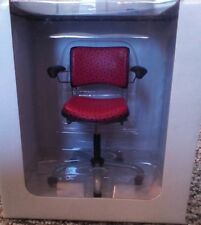 "Barbie Computer Chair 1/6 Scale from 2004 Barbie Convention ""We are Family"" NIB"