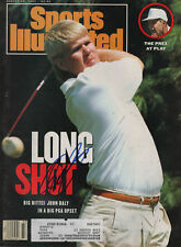 John Daly Golf SIGNED 8/19/91 Sports Illustrated COA!