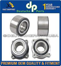 Front + Rear Wheel Bearing Bearings Set 4 BMW E60 530xi 535i xDrive 535xi E53
