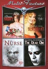 PROM NIGHT / DESCENDANT / THE NURSE / THE DEAD ONE DVD
