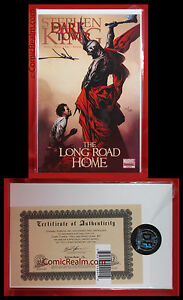 DF Dark Tower Treachery Long Road Home #5 Sgn By Jae Lee 14/150 S King COA NM/M+