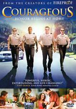 Courageous (DVD, 2012)ALEX Kendrick  NEW DVD