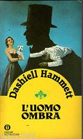 LIBRO=L'UOMO OMBRA=DASHIELL HAMMETT