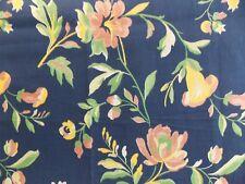 Fabric Vintage Floral Flower Retro Sovereign Garden Nature Quilting