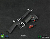 COOMODEL 1/6 Scale AA12 X80023 Black Shotgun model Gun Weapon Toys Model Figure