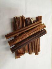 10x Bully Pizzle sticks. 100% Natural Dog Treat 12cm