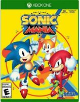 Sonic Mania for Xbox One [New Video Game] Xbox One