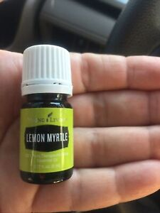 Young Living LEMON MYRTLE Essential Oil 5ml 100% Therapeutic Grade - New