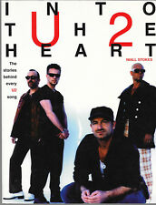 U2 - Into The Heart 1997 Book