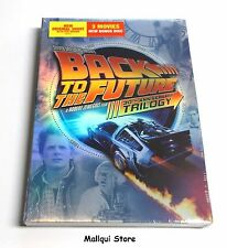 Back to the Future Trilogy (DVD Disc, 2015, 4-Disc Set) - BRAND NEW!