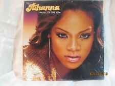 "Rihanna Music Of The Sun 2X Sealed 12"" LP Vinyl Record R&B Soul Brand New"