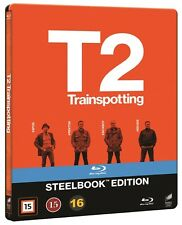 T2 Trainspotting Steelbook Blu Ray (Region Free)