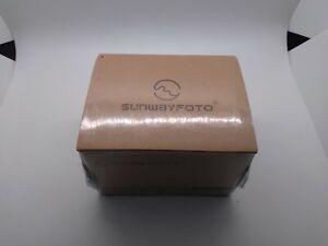 SUNWAYFOTO Dt-01d50 Monopod Tilt Head With Clamp 26.45lbs Capacity