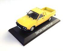 DACIA 1304 PICK UP SIMILAR RENAULT 12 - 1:43 DIECAST MODELL AUTO CAR USSR BA23