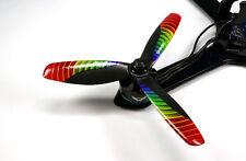 5x4.5x3 SCHUBKRAFT Propeller V2 5045 - Limited Edition Rainbow