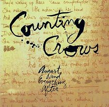 COUNTING CROWS : AUGUST AND EVERYTHING AFTER / CD - NEUWERTIG
