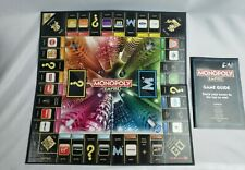 Monopoly Empire 2015 Replacement Game Board and Game Guide Instructions
