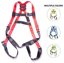Gulfe Warehouse Adjustable Safety Harness Full Body Picker With Pass Through Legs