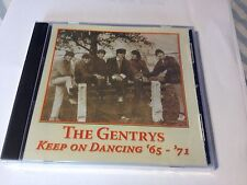 THE GENTRYS 'Keep On Dancing '65-'71' - 28 Tracks NEW