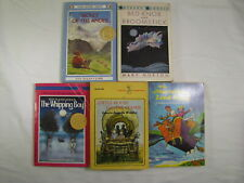 5 Classic children's books: Oz; Little House; Bed-Knobs & Broomsticks; Whipping