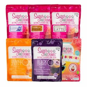 Sugar and Crumbs Icing Sugar Something For Everyone Bundle Gluten and Nut Free