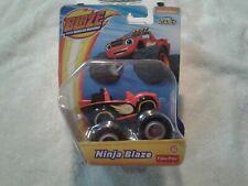 NEW Nickelodeon Blaze And The Monster Machines NINJA BLAZE Die Cast Toy Vehicle