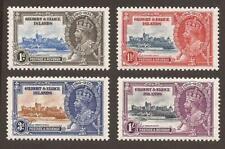 GILBERT AND ELLICE ISLANDS 1935 SG36/39 Silver Jubilee MNH (JB16680)