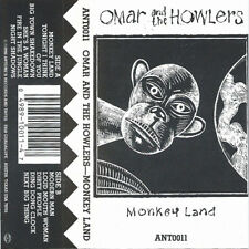 Omar And The Howlers - Monkey Land - NEW Cassette