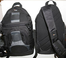 Lowepro Slingshot 200 AW Camera Backpack for Canon EOS Rebel Nikon Sony DSLR etc