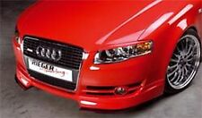 AUDI A4 8E/B7 2005-2008 Rieger OEM Front Bumper Add-On Spoiler NEW