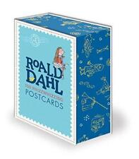 Roald Dahl 100 Phizz-Whizzing Postcards by dahl, Roald Cards Book 9780141371