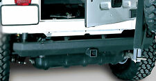 Outland 391150320 Rock Crawler Rear Bumper for 87-06 Jeep Wrangler YJ/TJ