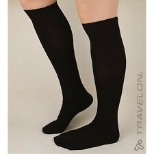 TRAVELON COMPRESSION TRAVEL SOCKS - FLIGHT SOCKS (Medium & Large) SAME DAY SHIP!