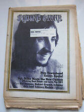 Rolling Stone 97 Pete Townshend Who Robert Crumb Cat Stevens